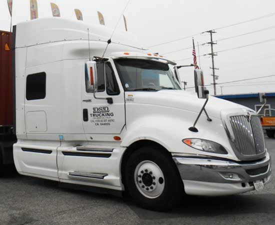 trucking companies los angeles