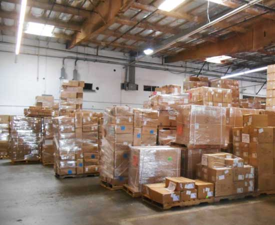 bonded warehouse los angeles